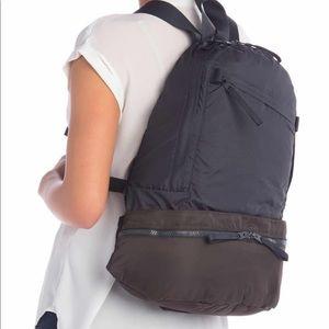 All Saints Echo Sling Rucksack Backpack Cadet Blue